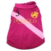 Honden Polo Fuchsia/roze