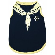 Happy Puppy Sailor Tanktop Blauw