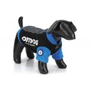 Hondensweater Outdog, Blauw met zwart en grijs